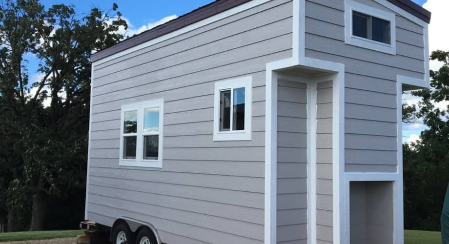 Midwest Tiny Homes Tiny House For Rent In Madison