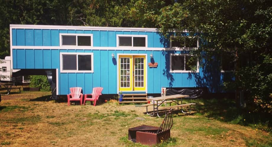 Family Size Tiny House On Wheels Tiny House For Sale In