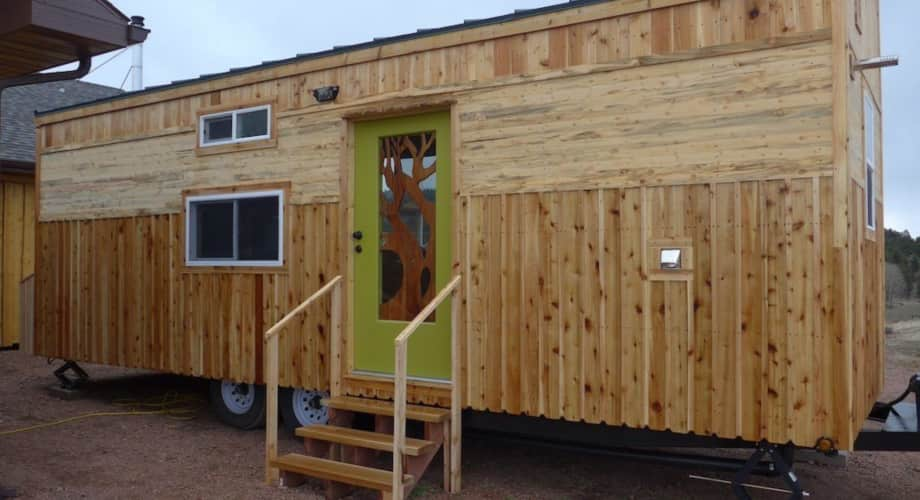 Rose Tree Tiny House Tiny House For Sale In Colorado Springs