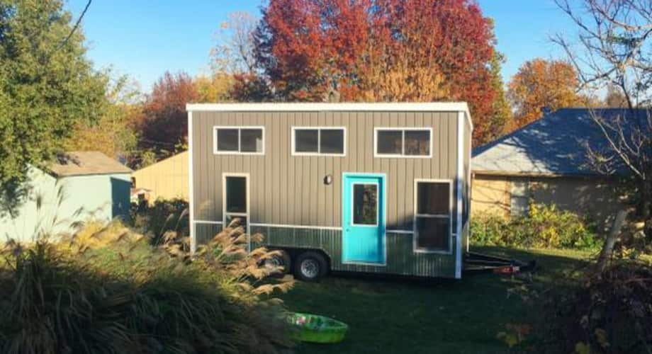Tiny House On Wheels As Seen On Hgtv Price Reduced