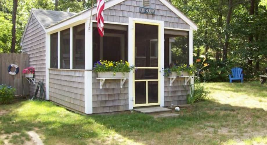 Cape Cod Beach Cottage Tiny House For Sale In Orleans