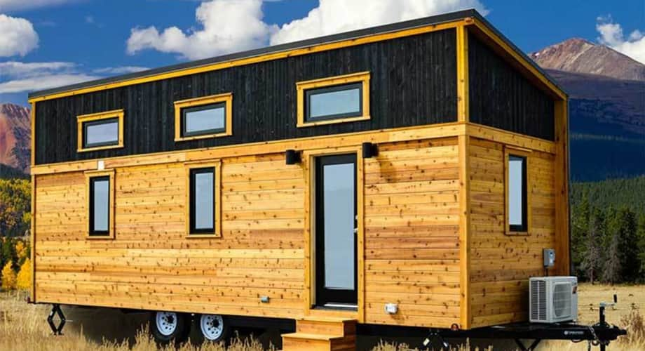 2018 Tumbleweed Roanoke Tiny House For Rent In Colorado