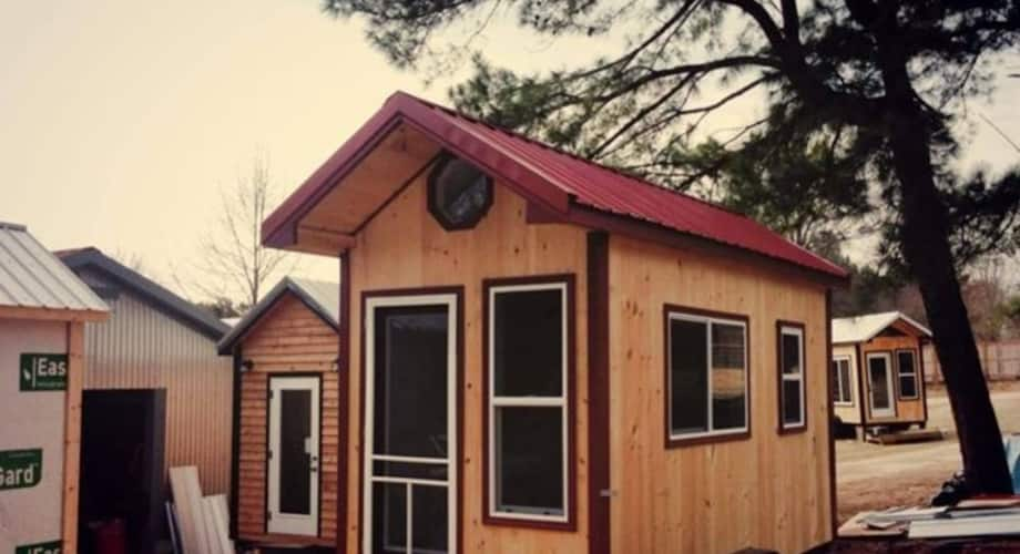 Brand New Rvia Certified 8x16 Tiny Home By Tennessee Tiny