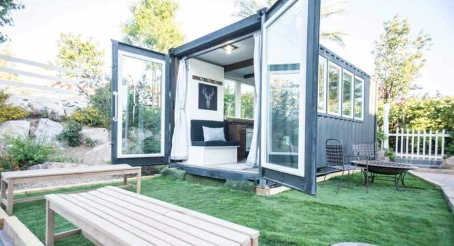 Container Tiny House Tiny House For Sale In Henderson