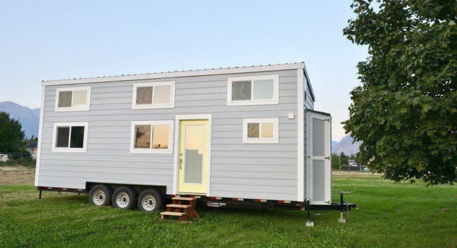 Beach Style Tiny House On Wheels Tiny House For Sale In American