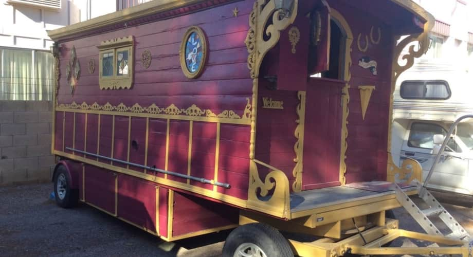 Gypsy Wagon For Sale Tiny House For Sale In Bullhead