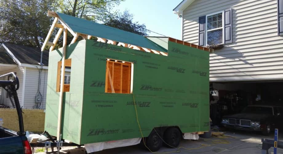 200 Sf Tiny Custom Tiny House For Sale In Charleston Sc Tiny House