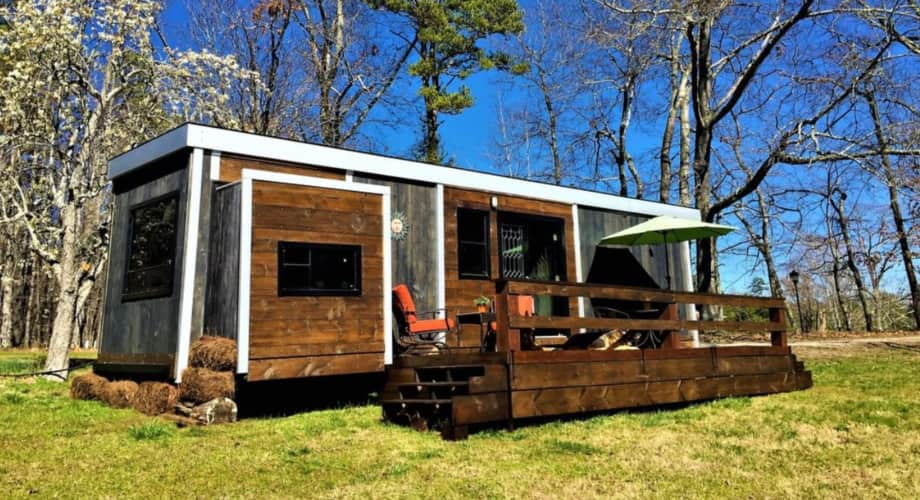 Fantastic 2 Bedroom Tiny House On Wheels Sistem As Corpecol Home Interior And Landscaping Staixmapetitesourisinfo