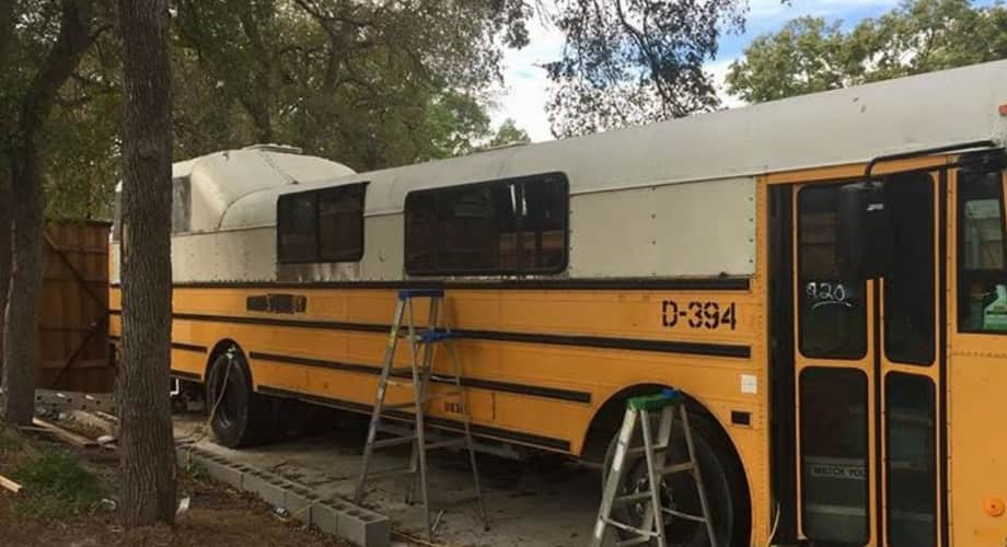 '98 International School Bus (skoolie) - Partially Converted - open format,  with all of the dirty work done - ready for interior design and build -