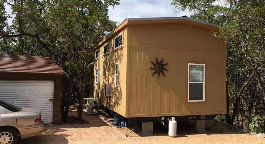 Tiny Home Sales Lake Travis Tiny House For Rent In Marble Falls