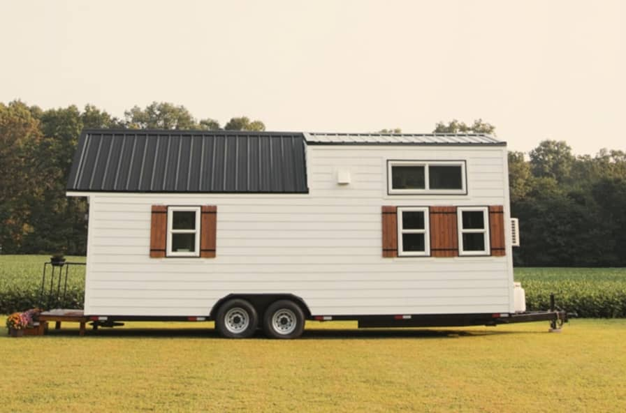 The Dream Tiny House For Sale In Franklinville New