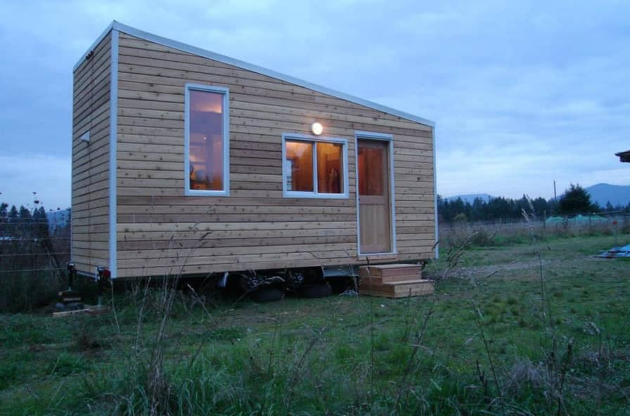 Beautifully Designed Tiny House 8x20 Tiny House For Sale