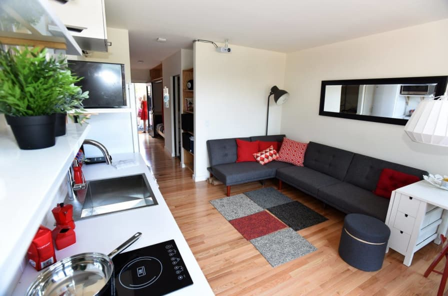 Magnificent Uhu Tiny House For Sale In Dublin New Hampshire Tiny House Listings Home Interior And Landscaping Oversignezvosmurscom