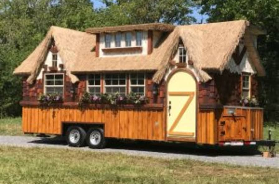 Sensational The Country Cottage Tiny House For Sale In Lake Toxaway North Carolina Tiny House Listings Download Free Architecture Designs Intelgarnamadebymaigaardcom
