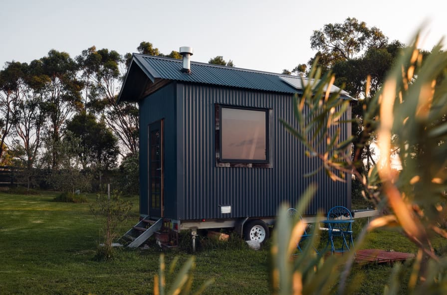 Rob's Design Tiny House (Resale) - Tiny House for Sale in ...