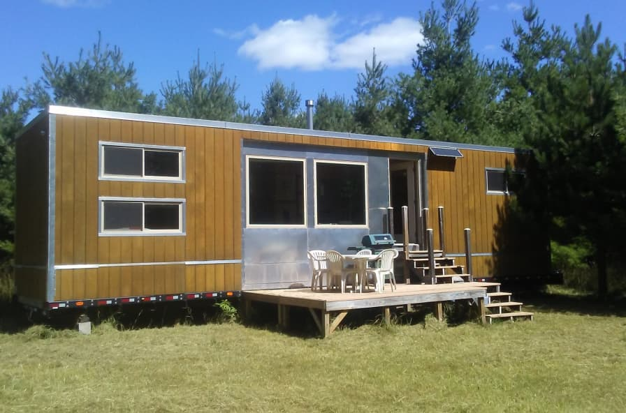 Slic Home Tiny House For Sale In Cromwell Minnesota Tiny House Listings