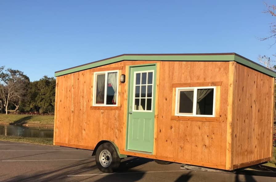 New Never Used Tiny Home Tiny House For Rent In San