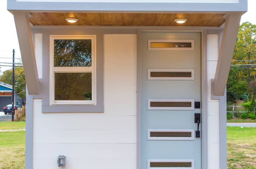 Superb Modern Tiny House Ultra Lightweight We Deliver Tiny House For Sale In Austin Texas Tiny House Listings Download Free Architecture Designs Barepgrimeyleaguecom