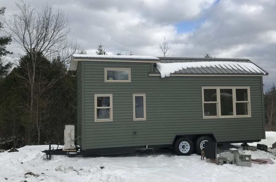 Custom Thow Move In Ready Price Reduced Tiny House