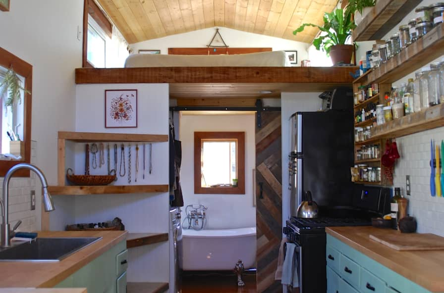 Off Grid Heavenly Tiny House Now Discounted Tiny House For