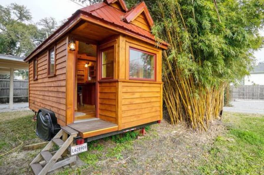 Awesome Virginia Cypress Tumbleweed Tiny House Tiny House For Sale In Charlottesville Virginia Tiny House Listings Home Interior And Landscaping Ologienasavecom