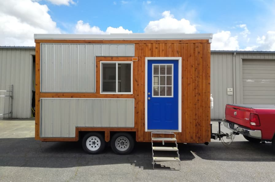 Super Tiny House Reduced 10 000 Tiny House For Sale In Folsom California Tiny House Listings Home Interior And Landscaping Oversignezvosmurscom