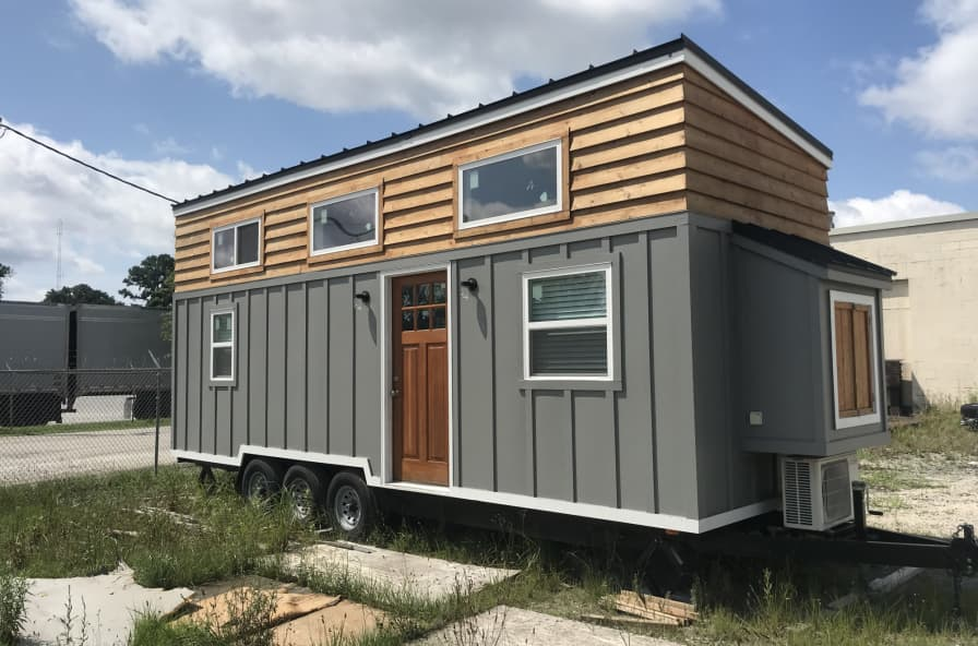 Amazing Rustic Modern Tiny Home Tiny House For Sale In Charleston South Carolina Tiny House Listings Beutiful Home Inspiration Xortanetmahrainfo