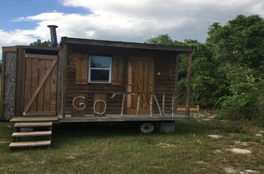 Awesome Owner Financed Tiny House And Land Under 20K Tiny House For Sale In Umatilla Florida Tiny House Listings Interior Design Ideas Gentotryabchikinfo