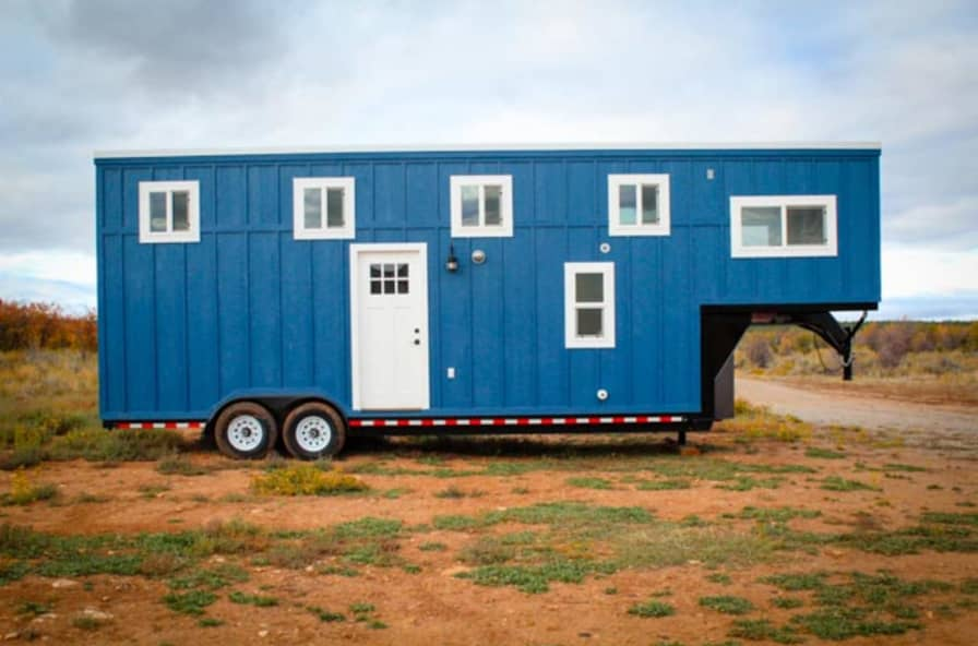 Amazing All American Thow Tiny House Trailer For Sale In Moab Utah Tiny House Listings Home Interior And Landscaping Spoatsignezvosmurscom