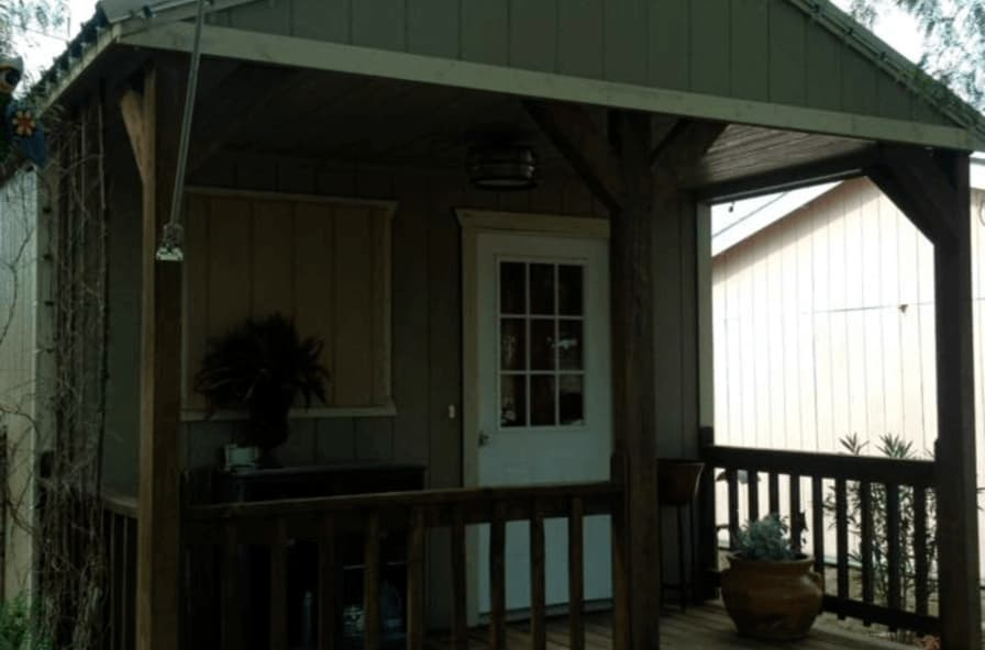 Tiny home for sale in Texas *must be moved out - Tiny House for Sale in  McAllen, Texas - Tiny House Listings