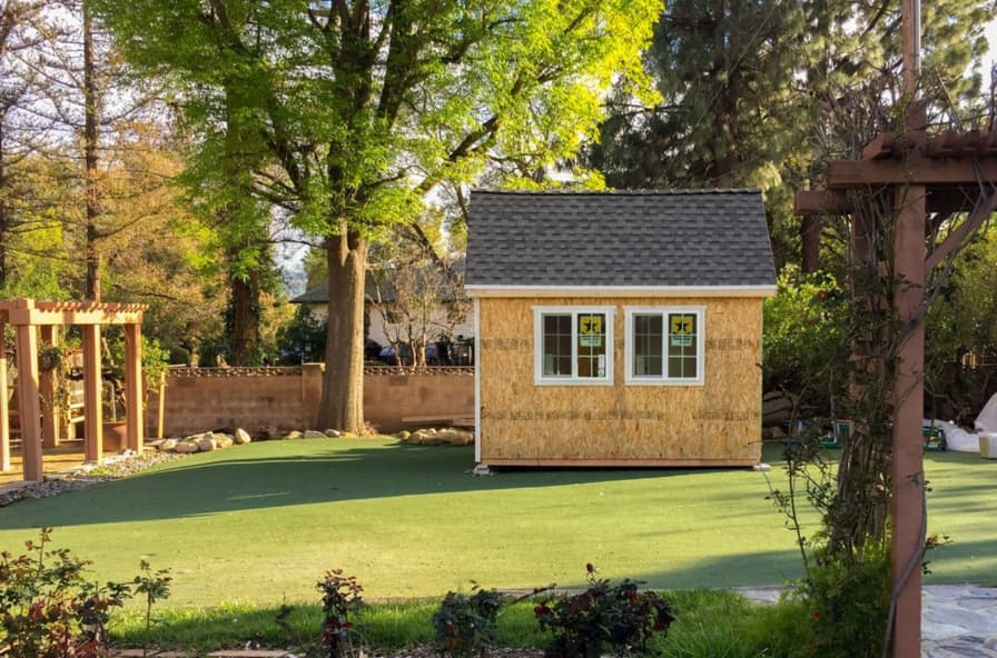 Enjoyable Tiny House Outdoor Office Studio Tiny House For Rent In Simi Valley California Tiny House Listings Download Free Architecture Designs Xaembritishbridgeorg