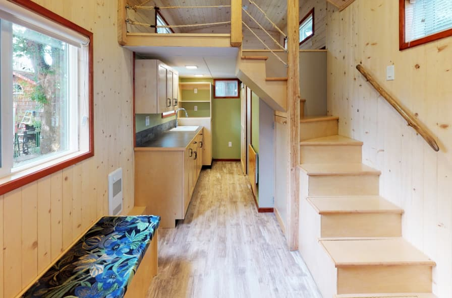 Tiny Home Designs: Professionally Constructed, Beautifully Designed Tiny Home