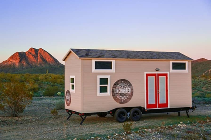 Remarkable Uncharted Tiny Homes Tiny House For Rent In Phoenix Arizona Tiny House Listings Best Image Libraries Weasiibadanjobscom