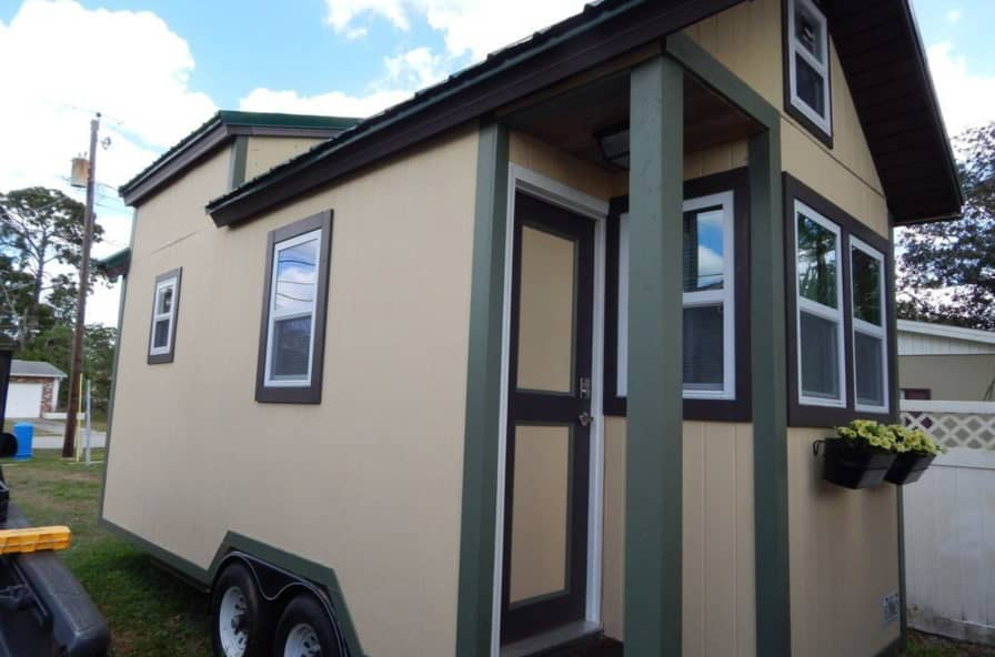 Fine Thow Tiny House For Sale In Deltona Florida Tiny House Listings Beutiful Home Inspiration Aditmahrainfo