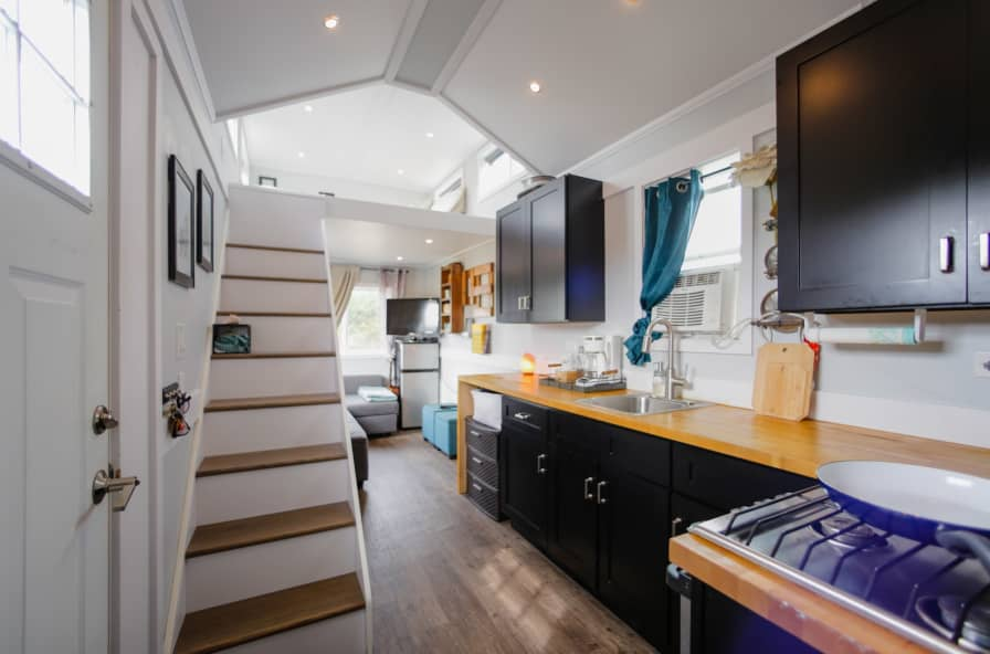 Terrific Price Reduced 24 Tiny House With Two Lofts Tiny House For Sale In Avon North Carolina Tiny House Listings Download Free Architecture Designs Sospemadebymaigaardcom