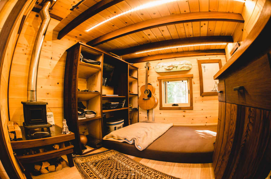 8 5x16 Tiny Home For Sale Tiny House For Sale In Ojai