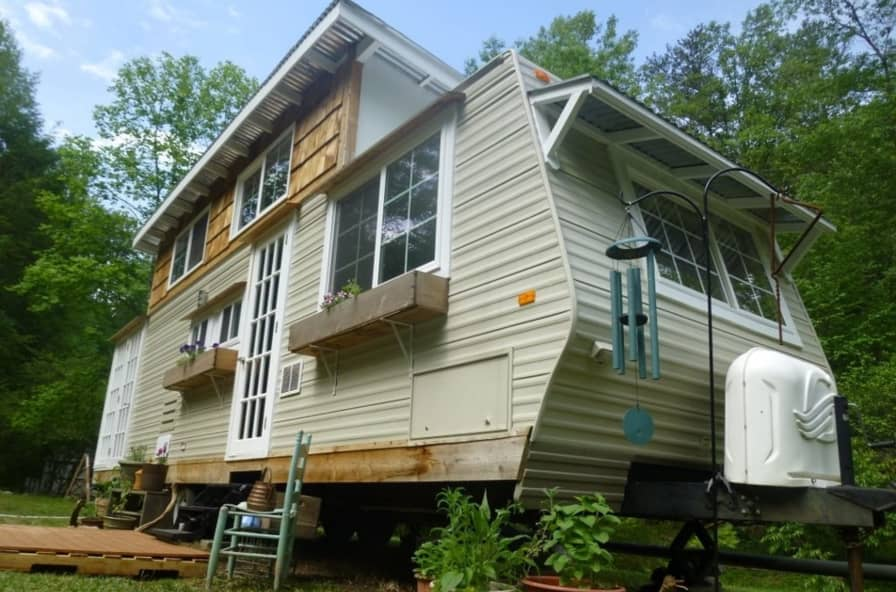 Brilliant Kirkwood Tiny Homes Tiny House For Sale In Hendersonville North Carolina Tiny House Listings Download Free Architecture Designs Rallybritishbridgeorg