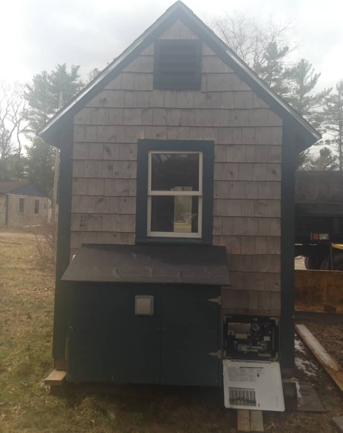Tumbleweed Xs Tiny House On Skids Tiny House For Sale In