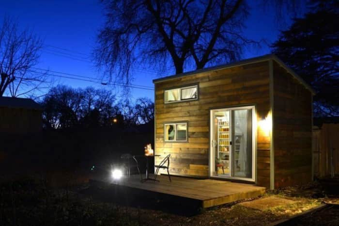 Modern Rustic Tiny House For Sale