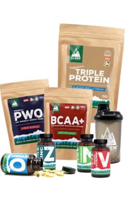 Startpaket - KLEEN Sports Nutrition