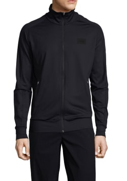 M Essential Training Jacket – Black