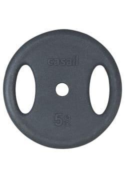 Weight plate grip 1x5kg – Black