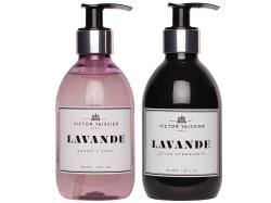 LAVANDE - Savon & Lotion Hydratante