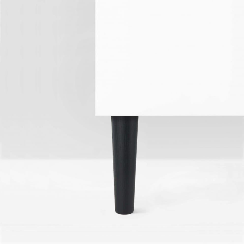 Möbelbein aus Eschenholz: Carl 170