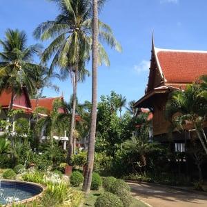 Ayutthaya & Mae Klong ab Bangkok: 1TH-Thailand-Orte-Ko Lanta-Hotels-Royal Lanta-exterior_2020