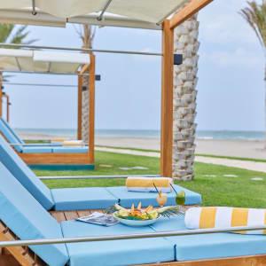 Barcelo Mussanah Resort in Küste:  Mussanah Millennium Resort Mussanah Strand