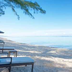 LUX* Saint Gilles Resort, Reunion Island in Küstenregion:  Reunion LUX Saint Gilles Resort Strand