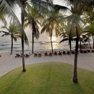Anantara Hua Hin Resort:  Thailand Anantara Hua Hin Resort Strand
