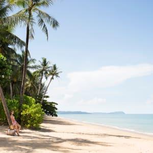 Ayutthaya & Mae Klong ab Bangkok: beach: Thailand JW Marriott Khao Lak Resort & Spa Strand