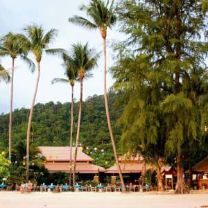 Ayutthaya & Mae Klong ab Bangkok: beach: Thailand Ko Chang Paradise Resort & Spa Strand
